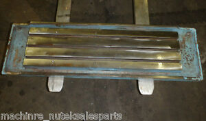38 X 10 2 Steel Welding T slotted Table Cast Iron Layout Plate T slot Weld Jig