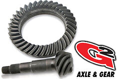 G2 Axle Gear Performance Ring Pinion Set 4 56 Ratio For Dana 44 Rubicon