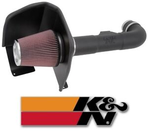 K N Fipk Series Air Intake System For 2014 2018 Chevy Gmc Cadillac V8 Vehicles