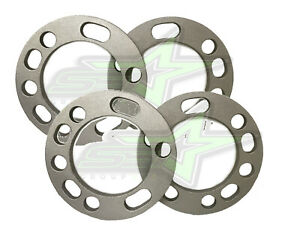 4 Wheel Spacers 6 Lug 1 4 Inch Thick 6x5 5 Fits Cadillac Chevy Gmc 6x139 7