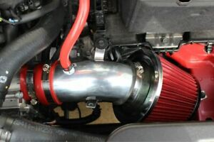 Bcp Red For 11 15 Accent Elantra Rio 1 6l 1 8l Ram Air Intake Kit Filter