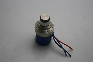 Bourns Precision Potentiometer 3540s 483 503 50k Ohm 2100 1443 Tunable Knob