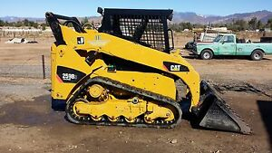 2011 Cat 259 Compact Track Loader