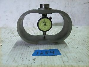 Height Gage With Federal B 21 Dial Indicator 0001