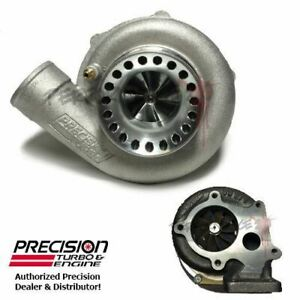 Precision Turbo 5862 Billet Cea Journal Bearing 640hp T3 5 Bolt W Hole 63 A R