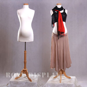 Size 8 With 8 Month Maternity Form Mannequin Manikin Dress Form f8w8 bs 01nx
