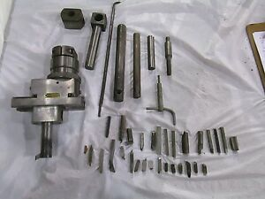Chandler Radial Boring Head Model 21 265 With Tooling Fits Berco Machine
