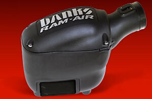 Banks Ram Air Intake System 11 15 Ford Super Duty Powerstroke 6 7l Diesel Oiled