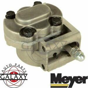 New Meyer Snow Plow Replacement E 47 Gear Pump Assembly 15026