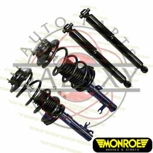 New Monroe Complete Struts Front Rear Ford Focus Wagon 2000 2005