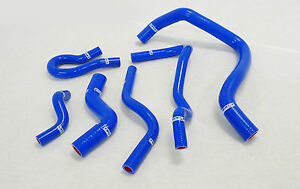 Obx Blue Silicone Radiator Hose For 97 01 Acura Integra Type r 1 8l Dc2 B18c5