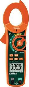 Extech Ma620 600a True Rms Ac Clamp Meter Ncv