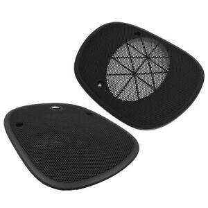 Oem Speaker Grille Cover Black Front Pair Set For Blazer Jimmy Bravada S10 S15