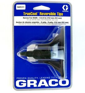 Graco Nar311 Or Nar 311 Truecoat 311 Spray Tip With Guard Oem
