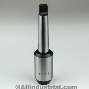 3 8 Mt2 Morse Taper End Mill Tang Tool Holder Adapter End 2mt