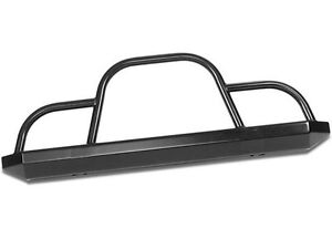 Warrior Rock Crawler Bumper Brush Guard 07 17 Jeep Wrangler Jk Unlimited Jku