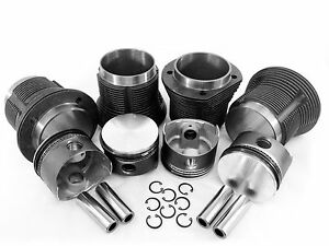 Vw Bug 90 5mm Type 1 Piston And Cylinder Kit New 1776