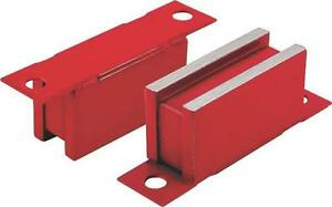 New Master Magnetic 7201 50lb Heavy Lift Steel Latch Magnet 8858151