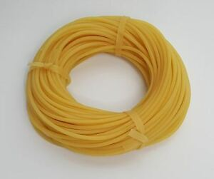 25 Feet 1 8 Latex Rubber Tubing Surgical Grade New