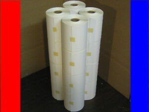 16 4x3 Zebra Direct Thermal Rolls 500 8 000 Labels