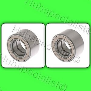 2000 2011 Ford Focus Front Wheel Hub Bearing Left Right Pair New Good Product