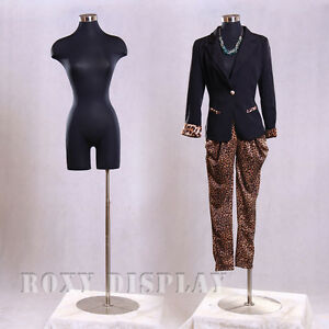 Female Mannequin Manequin Manikin Dress Form f2blg bs 04