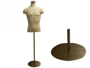 Male Mannequin Manequin Manikin Dress Form 33dd01 bs 04