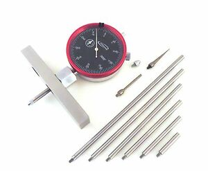 0 22 Igaging Dial Electronic Depth Gauge