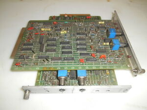 Reliance Electric 0 52824 Control Boards Lot Of 2 Used