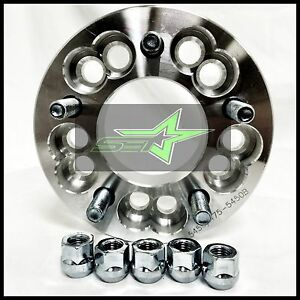 1 Wheel Adapters Spacers 5x114 3 Or 5x120 To 5x100 12x1 5 1 25 Inch 32mm