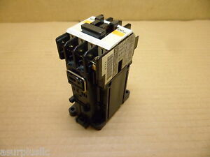 Fuji Electric 4gh422 Magnetic Contactor relay Type Sh 4g 24vdc Coil Nos