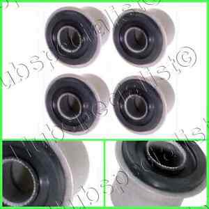 For 1989 1995 Toyota Pickup 2wd Front Upper Control Arm Bushing 4 Pcs New Good