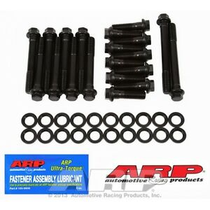Arp Bolts 144 3602 Mopar a 273 360 Hex Head Bolt Kit