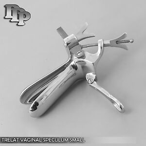 Trelat Vaginal Speculum Small Surgical Gyno Instruments
