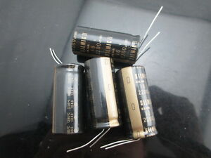 Japan 10pcs Elna Rfs Silmic Ii 2200uf 16v Highest Audio Capacitor New Diy Hifi