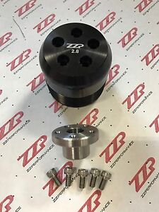 Zzp Lsa Supercharger 2 8 Modular Pulley System Cts v Zl1 Pulley Upgrade