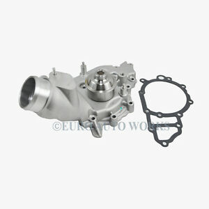 Engine Cooling Water Pump Premium 94402122 Fit Porsche 924 944 S Base Coupe 2 5l