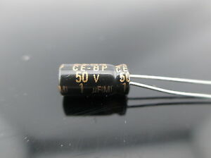 54pcs Elna Capacitors Rbd 1uf 50v 1mfd Audio Series Bi Polar Capacitors