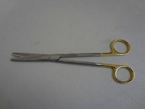 T c Mayo Scissors 8 Straight German Stainless Steel Ce Surgical