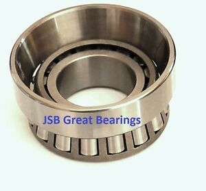 qt 10 30204 Tapered Roller Bearing Set cup Cone 30204 Bearings 20x47x14 Mm