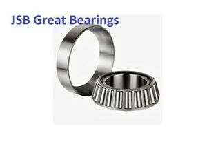 qt 10 30207 Tapered Roller Bearing Set cup Cone 30207 Bearings 35x72x17 Mm