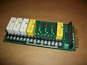 Grayhill 70rck8 hl Relay Board W 70 iac5 70 idc5 Used