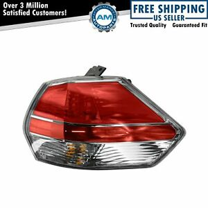 Tail Light Lamp With Lens Housing Passenger Right Rh For 14 Nissan Rogue