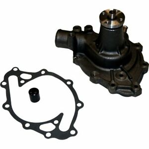 Gmb Oe Replacement Water Pump 125 1420 Ford Sb 289 302 351w Standard volume