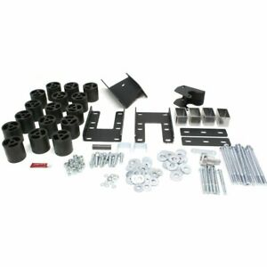 Performance Accessories Body Lift Kit New Ram Truck Dodge 1500 Pa60203
