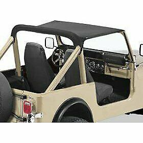 Bestop Summer Top New For Jeep Wrangler 1987 1991 52509 01