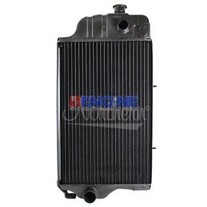 New Radiator John Deere Fits 410 All Models
