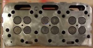 Cylinder Head Remachined International 817 4 Cyl Diesel Cn 277139r2 Loaded