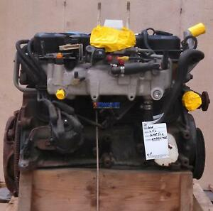 General Motors Engine New 2 5l Fits S10 Very Old Stock Got Dusty Over The Years