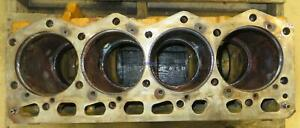 Komatsu 4d105 5 Engine Block Good Used 6134 21 1111 4 Cyl Diesel